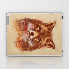 The Red fox Laptop & iPad Skin