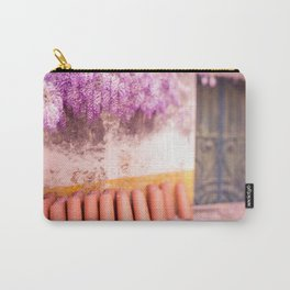 Wisteria Lane Carry-All Pouch