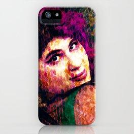 Megan iPhone Case