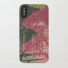 feeling pink on chapel street iPhone Case