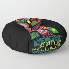 Infinity War Floor Pillow