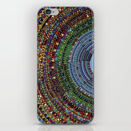 Aztec Candy iPhone Skin