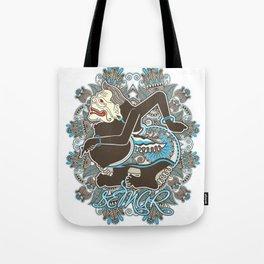 Semar The Java Guardian Tote Bag