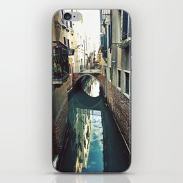 Canals of Venice II iPhone Skin
