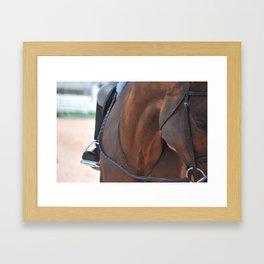 Romeo Framed Art Print
