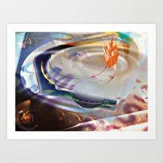 Jymvakels Art Print