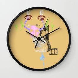 Ashley Smith Wall Clock