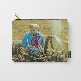 BEARY STEAM DREAM Carry-All Pouch