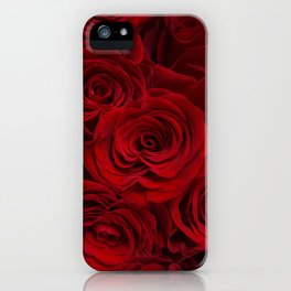 Sensual composition iPhone Case