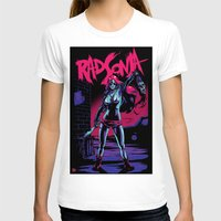 conan T-shirts featuring Rad Sonja by Kyle Harlan