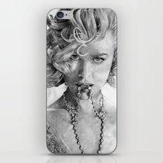 Nikole Kidman iPhone & iPod Skin