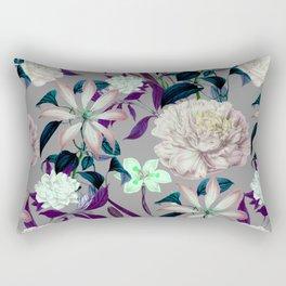 Flowery vintage pattern 0I Rectangular Pillow