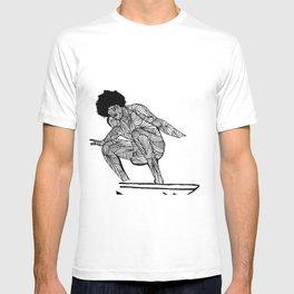 70s surfer T-shirt