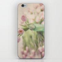 romance iPhone & iPod Skins featuring Romance by Kim Bajorek