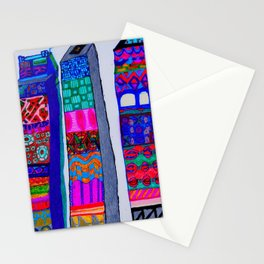 The New High Rise Future Stationery Cards