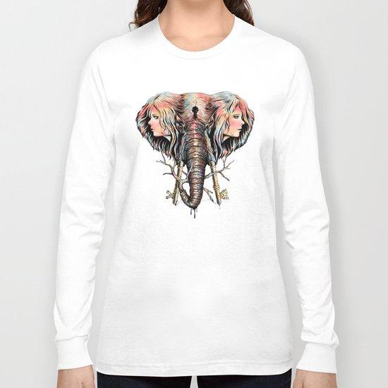 Hidden Memories Long Sleeve T-shirt