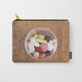 Tablets pills overdose Carry-All Pouch