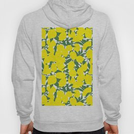 Art Deco Minimalist Lemon Grove Hoody