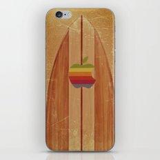 Surfboard iPhone & iPod Skin