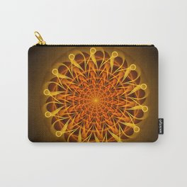 The mandala of energy Carry-All Pouch