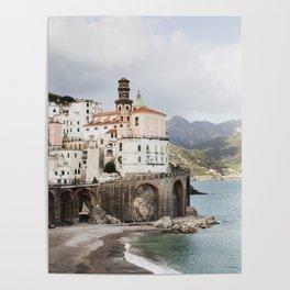 Amalfi Coast, Atrani Poster
