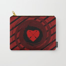 Arrow in the Heart Carry-All Pouch