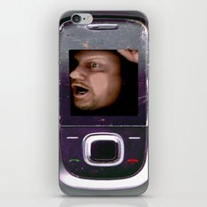 Help! get me out of here..........V1 iPhone & iPod Skin
