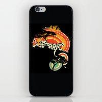 cheetah iPhone & iPod Skins featuring Cheetah by Dimitra Tzanos