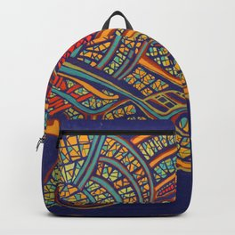 COLOR MY WORLD 11 (MOTO) Backpack