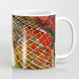Tennis art print work vs 9 Coffee Mug
