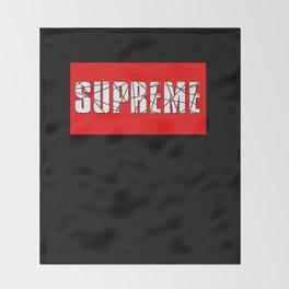 supreme Throw Blanket