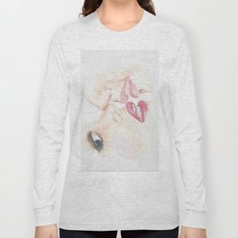 Kissing Strangers Long Sleeve T-shirt