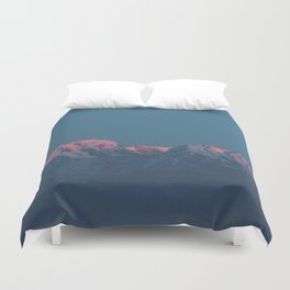 Shade of pink  Duvet Cover