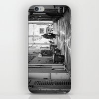 police iPhone & iPod Skins featuring Police + Horse by Kai Hayashi Photography