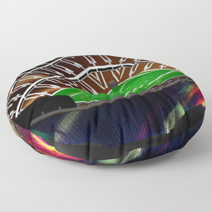 The Vista Floor Pillow