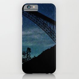 Blanket Of Stars iPhone Case