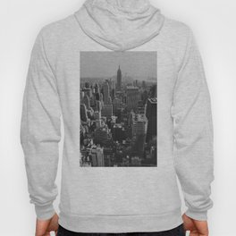 New York City Print Hoody