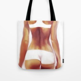 Hot mojo butt Tote Bag