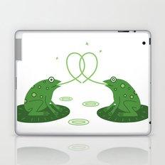 love frogs edition  Laptop & iPad Skin