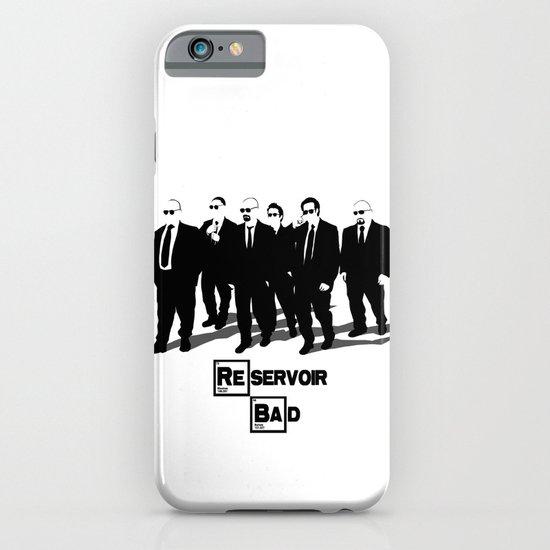 Reservoir Bad iPhone & iPod Case