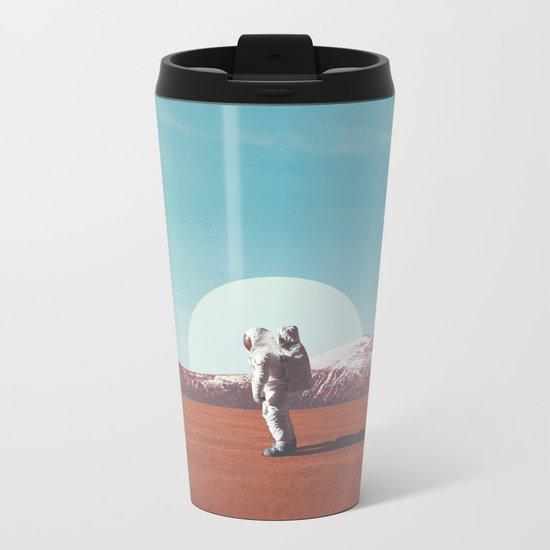 Fatamorgana Metal Travel Mug