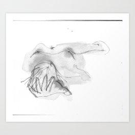 BED I, 2012 Art Print