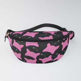 Pink Pussy Hats Print Fanny Pack