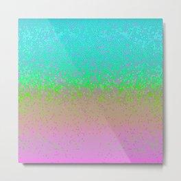 Glitter Star Dust G245 Metal Print