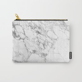 Arabescatto Marble Carry-All Pouch