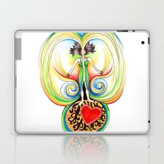 Energy Volcano Laptop & iPad Skin