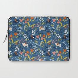 Cats & Flora Laptop Sleeve