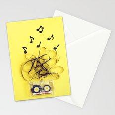 Mix Tape (ANALOG ZINE) Stationery Cards
