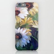 yellow daisies Slim Case iPhone 6s