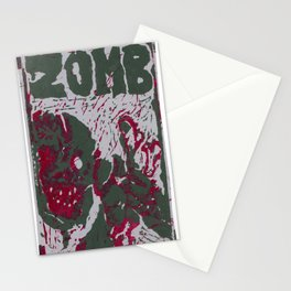 ZOMB Stationery Cards